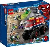 樂高LEGO SUPER HEROES 蜘蛛人的怪獸卡車 VS 神秘法師 76174 TOYeGO 玩具e哥