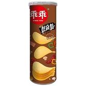 乾脆點洋芋片-BBQ110g【愛買】