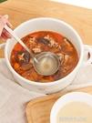家用304不銹鋼濾油勺喝湯撇油勺廚房油湯分離勺子 吃火鍋過油撈勺 【優樂美】