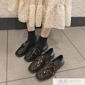 ins小皮鞋2020春季新款韓版鞋子百搭ulzzang英倫風單鞋學生女鞋 韓慕精品
