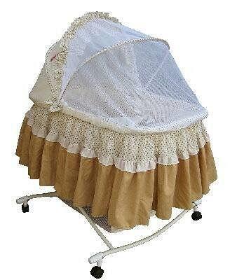 [家事達] Mother's Love  三段可調式搖椅、搖床  -黃色~~ 特價