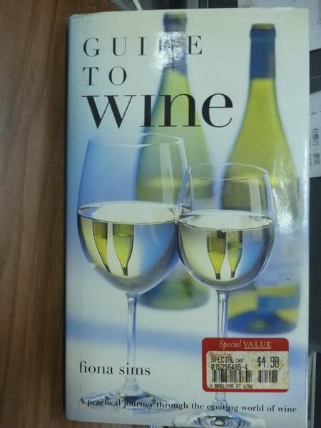 【書寶二手書T8/餐飲_QAP】Guide to Wine_Fiona Sims