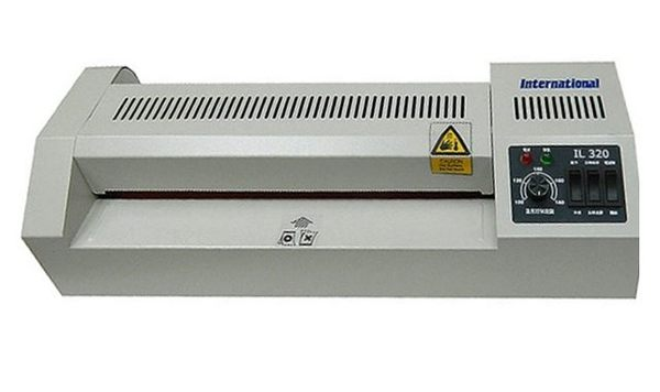 International 專業鐵殼護貝機(A3) IL-320