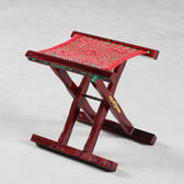 小凳子實木馬扎折疊成人加厚戶外釣魚馬扎折疊凳子TW【99狂歡8折購物節】