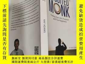 二手書博民逛書店the罕見suited monk 和尚Y200392