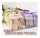 *幸福朵朵【韓式小碎花包裝盒喜糖盒(DIY含緞帶.小卡-不含內容物)】餅乾糖果禮物盒.婚禮小物
