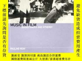 二手書博民逛書店Music罕見In FilmY256260 Pauline Reay Wallflower Press 出版