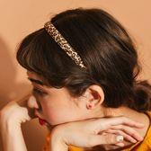 韓製。豹紋細版髮箍【AD100906R1】THEGIRLWHO那女孩預購