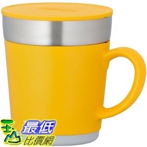 [東京直購] THERMOS 膳魔師 JDC-350 保溫杯 /保冰杯350ML 明亮黃 12.5×9.5×11cm