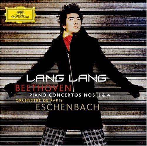 郎朗  貝多芬 :第1, 4號鋼琴協奏曲 CD附DVD (音樂影片購)