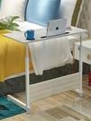 懶人電腦桌 筆記本電腦床邊桌可移動升降家用沙發寢室簡約折疊書桌 晶彩 99免運LX