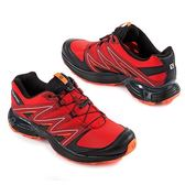 所羅門 SALOMON 男越野跑鞋 XT CALCITA (紅/橘) 一般楦 越野跑鞋 L38143900【 胖媛的店 】