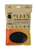 SUNEX抗靜電極暖抗寒發熱衣男黑色-XL