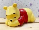 【震撼精品百貨】Winnie the Pooh 小熊維尼~迪士尼 DISNEY~趴式陶瓷存錢筒*25568