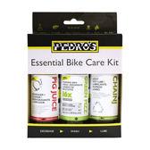 PEDRO'S Essential Bike Care Kit 自行車超值清潔組 【好動客】