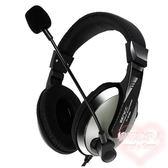 筆記本臺式機電腦頭戴式耳機LVV1760【棉花糖伊人】