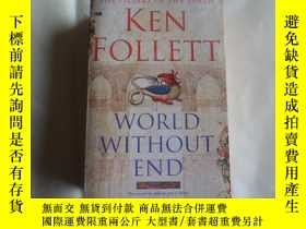 二手書博民逛書店英文原版【WORLD罕見WITHOUT END】Y17030 K