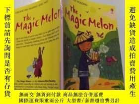 二手書博民逛書店the罕見Magic Melon:神奇的甜瓜Y212829
