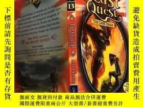 二手書博民逛書店beast罕見quest the dark realm 野獸探索黑暗王國..Y200392