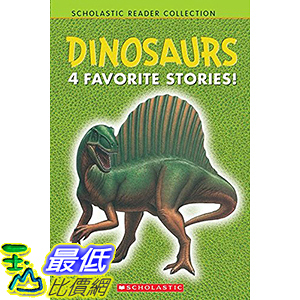 [106美國直購] 2017美國暢銷兒童書 Dinosaurs Hardcover