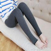 五折 加厚加絨保暖肉色顯瘦女保暖秋冬瘦腿連襪加絨加厚的打底褲連褲 美斯特精品