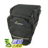 [玉山最低比價網]  側背式 尼龍 手提包 專業相機包 攝影包 雙拉鍊 三角 (36635)