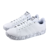 adidas ADVANTAGE 寶可夢 運動鞋 慢跑鞋 白色 男鞋 EH1110 no787