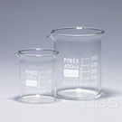 《PYREX》低型燒杯 Beaker, Griffin, low form