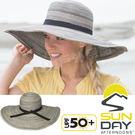 Sunday Afternoons S2C22053329胡椒灰 防曬寬簷海灘帽 Milan抗UV遮陽帽