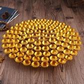 108盞酥油燈座蓮花燈架子蠟燭燭台佛供燈佛具佛教用品『摩登大道』