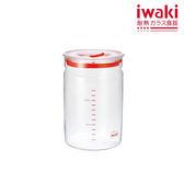 iwaki 玻璃微波密封罐 1.45L