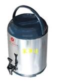 [ 家事達 ] 台灣金雞牌-不銹鋼保溫茶桶 13L 特價