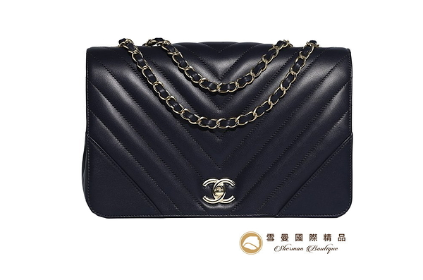 【雪曼國際精品】CHANEL 香奈兒 CC FLAP BAG BLACK (黑A91587-BLACK)~全新品