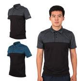 FIRESTAR 男短袖高爾夫球衫 (POLO衫 短T T袖 網球 翻領短袖 免運 ≡排汗專家≡