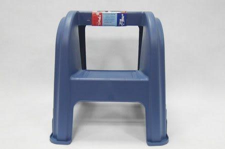 梯椅 工作椅 登高梯椅 樓梯椅 折疊 梯椅 階梯椅 二階梯椅 簡便樓梯 BI-5251 [百貨通]