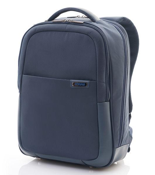 新秀麗 AT美國旅行者 ESSEX 02 筆電後背包-15.6吋(藍)