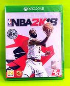 (實體版) Xbox one 美國職業籃球 NBA 2K18 亞版中文版 一般版