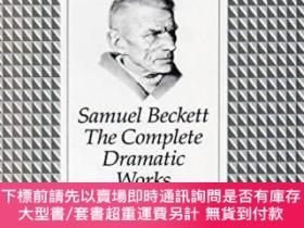 二手書博民逛書店The罕見Complete Dramatic WorksY255174 Samuel Beckett Fabe