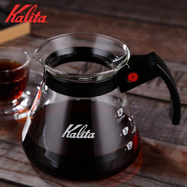 Kalita 咖啡壺 玻璃壺 花茶壺 300ml耐熱玻璃壺 1-2人手沖器具