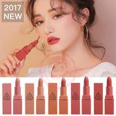 【2017新款】韓國 3CE MOOD RECIPE 微醺玫瑰霧面唇膏(3.5g)【庫奇小舖】