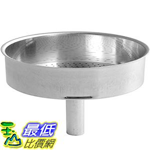 [美國直購] Bialetti 06878 Moka Express 9-Cup Replacement Funnel 經典摩卡壺 替換漏斗 9杯 適用