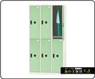 {{ 海中天休閒傢俱廣場 }} F-99 摩登時尚 DF 多功能置物櫃系列 DF-E5006 六人用置物櫃