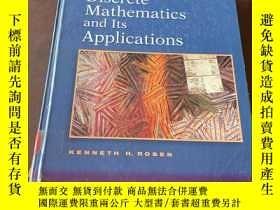 二手書博民逛書店Discrete罕見Mathematics and Its Ap
