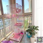 愛麗思貓籠IRIS愛麗絲貓別墅 大空間籠子二層PEC902三層PEC903 MKS年終狂歡