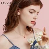小草莓項鍊女韓版簡約學生森繫清新鎖骨鍊少女心網紅頸鍊 花樣年華 花樣年華