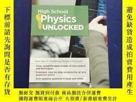 二手書博民逛書店high罕見school physics unlockedY234641 看圖 看圖