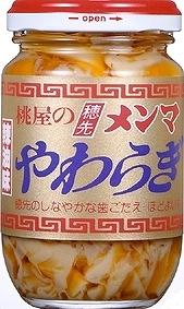 日本 桃屋 辣味脆筍115g 超好用 萬用拌醬