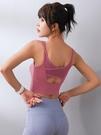 【Charm Beauty】運動內衣女 薄款 防震 跑步 背心 防下垂 美背 文胸 可外穿 瑜伽 健身服 夏季 運動服