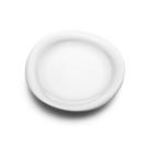 丹麥 Georg Jensen Cobra Porcelain Lunch Plate 21cm 婀娜 白瓷流線 午餐餐盤