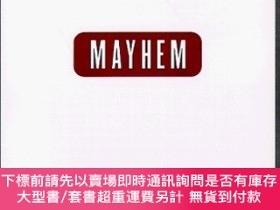 二手書博民逛書店Mayhem:罕見Violence As Public Entertainment-混亂:暴力作為公共娛樂Y4